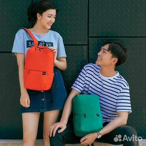 Рюкзак xiaomi MI colorful mini backpack BAG 10L  d6bfc49fbac65