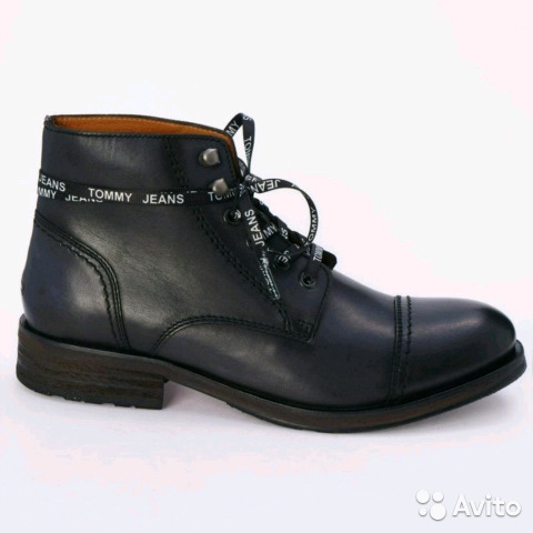 Новые демисезонные ботинки Tommy Hilfiger купить в Пермском крае на ... ef464c041d1a8