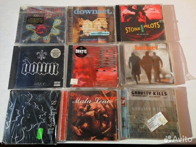 CD heavy electro alternative купить 1
