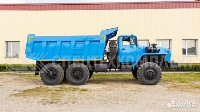 Dump Truck Ural 55571 83432144143 köp 2
