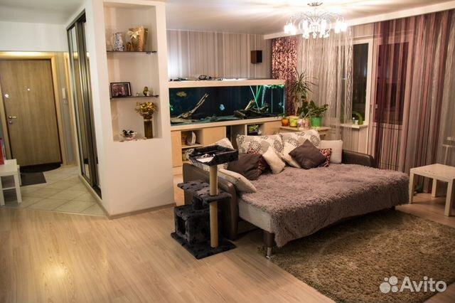 Продается четырехкомнатная квартира за 4 500 000 рублей. Нижний Новгород, улица Зайцева, 23, подъезд 1.
