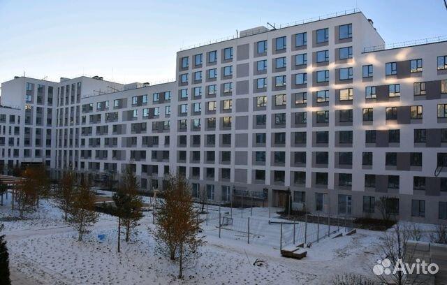 Продается квартира-cтудия за 2 300 000 рублей. Московская область, Ленинский район, деревня Сапроново, Калиновая улица, 1.