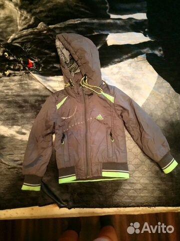 Куртка демисезон 89602298613 купить 1