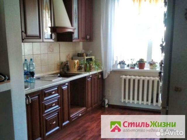 Продается трехкомнатная квартира за 3 680 000 рублей. г Барнаул, Красноармейский пр-кт, д 59.