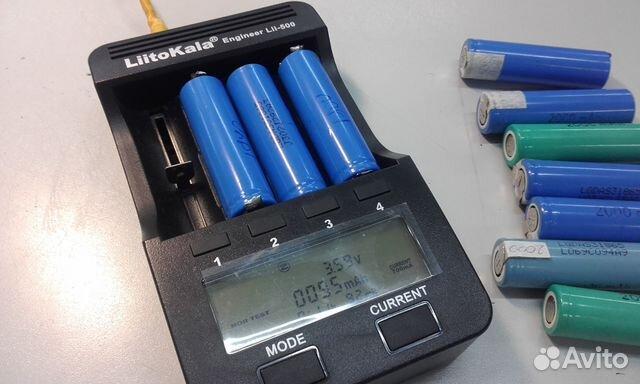 Аккумуляторы Li-ion 18650 89527890683 купить 3