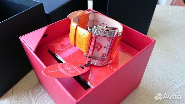 Женские часы Charles Hubert 6842-OR 89525003388 купить 7