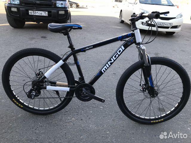 Велосипед горный (новый) 26 дюймов