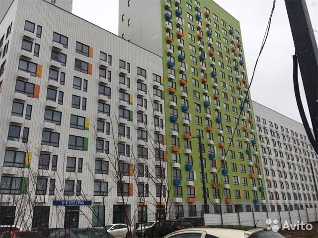 Продается однокомнатная квартира за 7 500 000 рублей. г Москва, поселение Сосенское, поселок Коммунарка, ул Александры Монаховой, д 88 к 1.