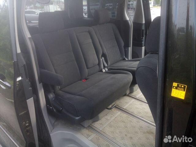 Купить Toyota Alphard пробег 176 000.00 км 2005 год выпуска