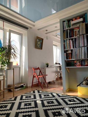 Продается квартира-cтудия за 2 200 000 рублей. г Ростов-на-Дону, ул Зорге, д 27/7.
