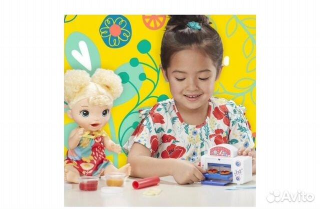 Кукла Alive Baby Alive Super Little Snacks