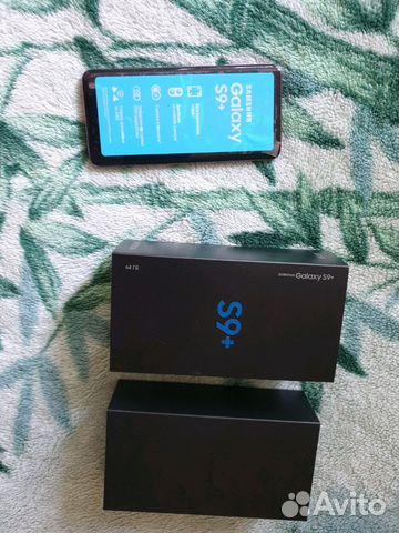 SAMSUNG S9 plus 89020002422 купить 1