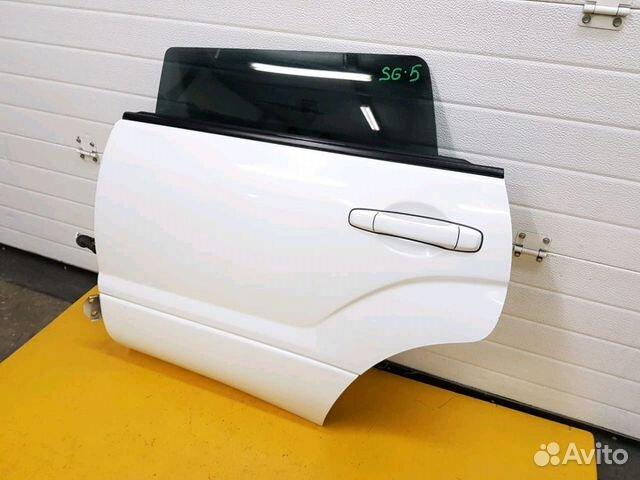 Дверь задняя левая Subaru Forester, SG5, EJ20 89625003353 купить 3
