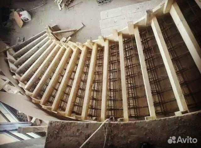 Заливка ж/б лестниц 89288668660 купить 4