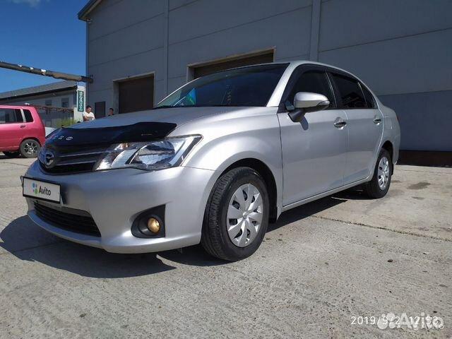 Toyota Corolla Axio, 2013 89619540147 купить 6