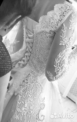 Свадебное платье 89247123153 купить 5