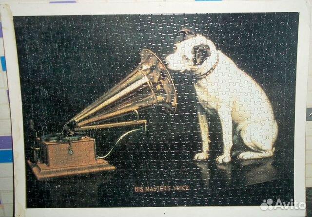 Victor His Masters Voice - Картина 425 х 575 мм 89087181192 купить 1