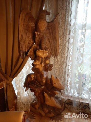 Sculpture eagle