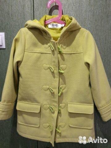 Пальто на девочку очень классное