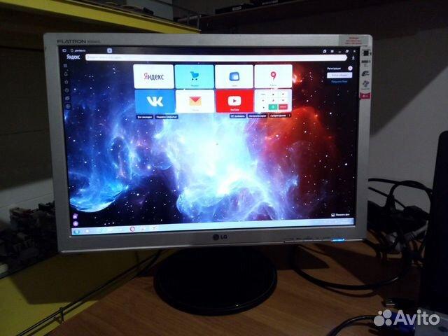 LG widescreen 20  buy 1