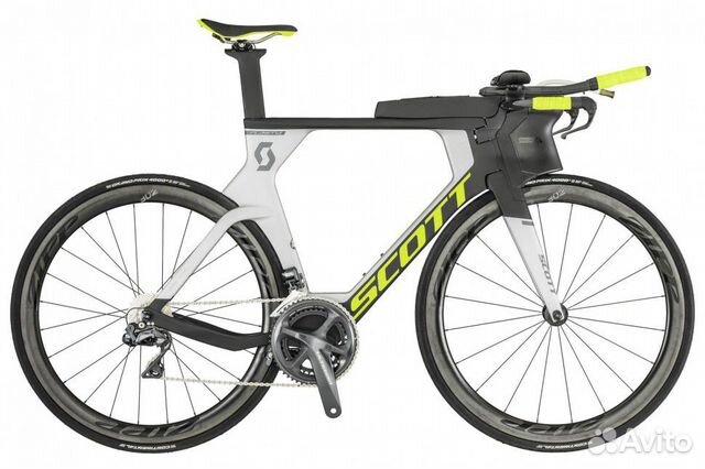 Велосипед Scott Plasma RC