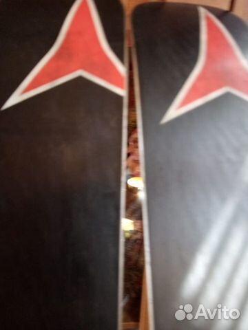 Горные лыжи Atomic GS 183 спортцех 89873143560 купить 10