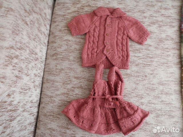 Вязаная одежда для маленьких собачек 89878582505 купить 4