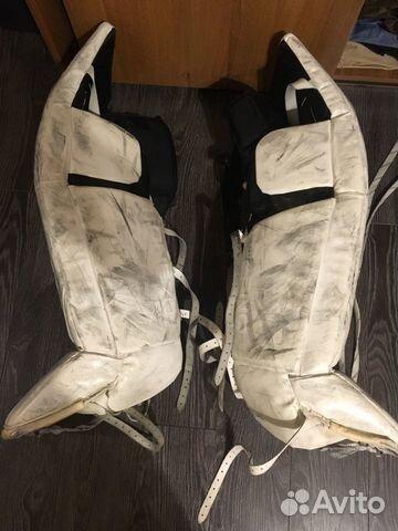 Хоккейные вратарский щитки 89001986232 купить 5