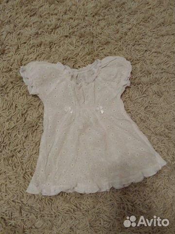 Платье летнее для девочки 89511581973 купить 1