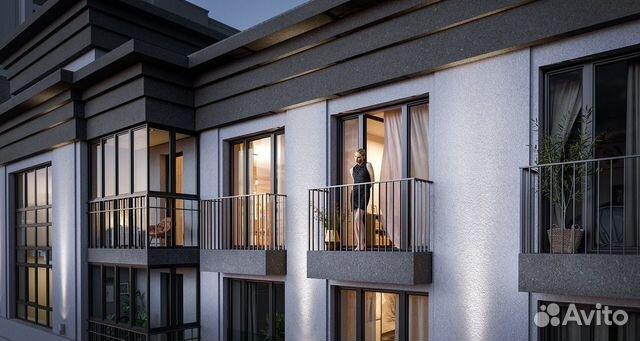 3-к квартира, 79.7 м², 3/10 эт. купить 5