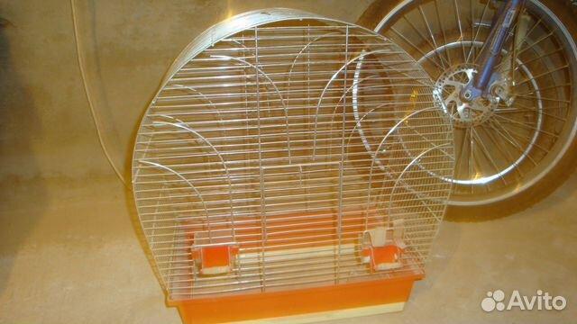 Клетка для птиц 89102044235 купить 1