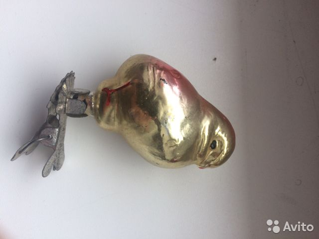 Елочные игрушки СССР 89511265515 купить 8