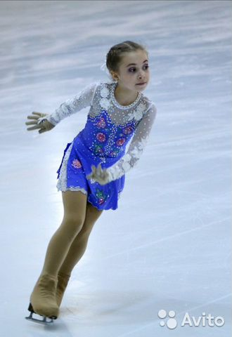 Dress for performances in figure skating 89823048662 buy 1