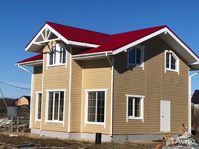Дом 150 м² на участке 15 сот. купить 2