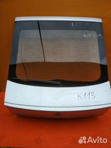 84732022776 Дверь багажника со стеклом Opel Vectra C 2002 )