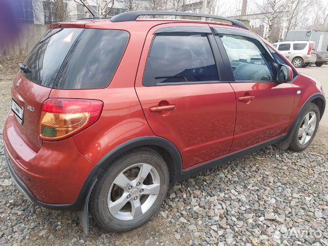 Suzuki SX4, 2010 89159706263 купить 2
