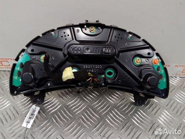 Панель приборная (щиток приборов) для Opel Combo C 83652669747 купить 3