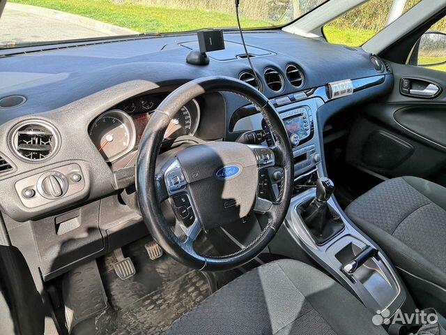 Ford Galaxy, 2008 kaufen 7
