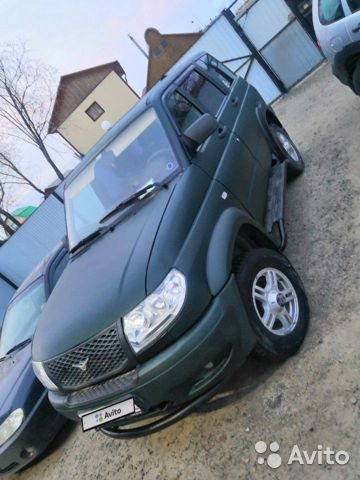 УАЗ Patriot, 2012 89120863563 купить 1