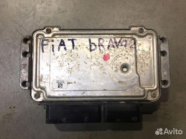 Блок управления двигателем Fiat Bravo 2 1.4л T-Jet 89872260290 купить 2