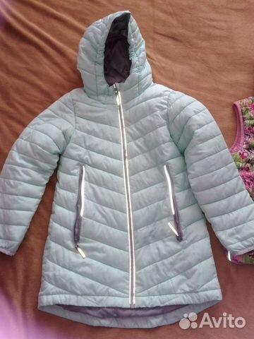 Продаю куртку и жилетку для девочки 89997303112 купить 3