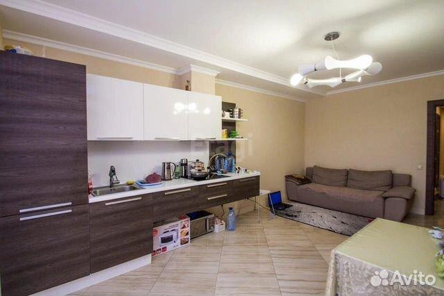 2-к квартира, 77 м², 1/16 эт.