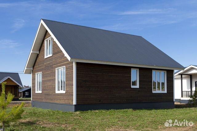 Дом 120 м² на участке 12 сот. 83412790711 купить 6