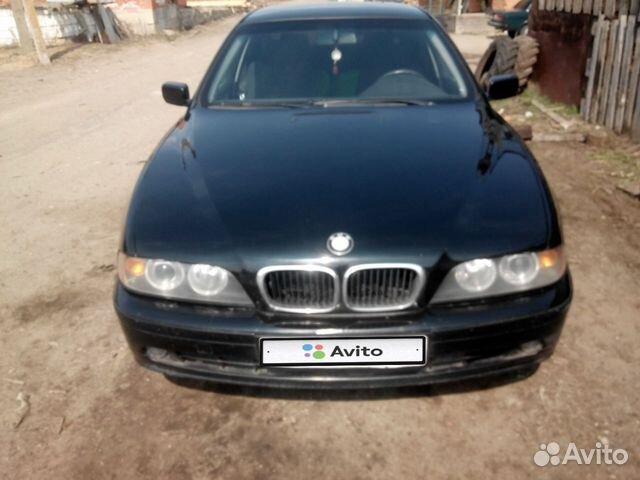BMW 5 серия, 2002  89802416240 купить 4