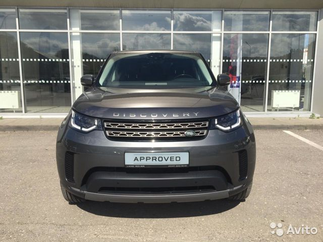 Land Rover Discovery, 2017 88442983197 купить 5