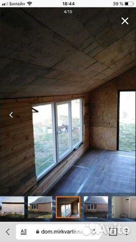 Коттедж 33 м² на участке 10 сот. 89657935220 купить 4