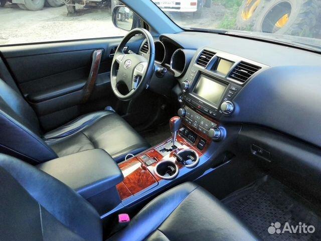 Toyota Highlander, 2013 купить 3