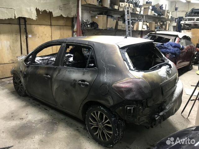 Toyota Auris, 2008 89124435777 купить 6