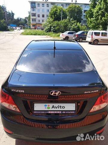Hyundai Solaris, 2012 89606152015 купить 2