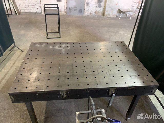 Стол сварочный 3D 1500*1000 мм  89005359120 купить 10